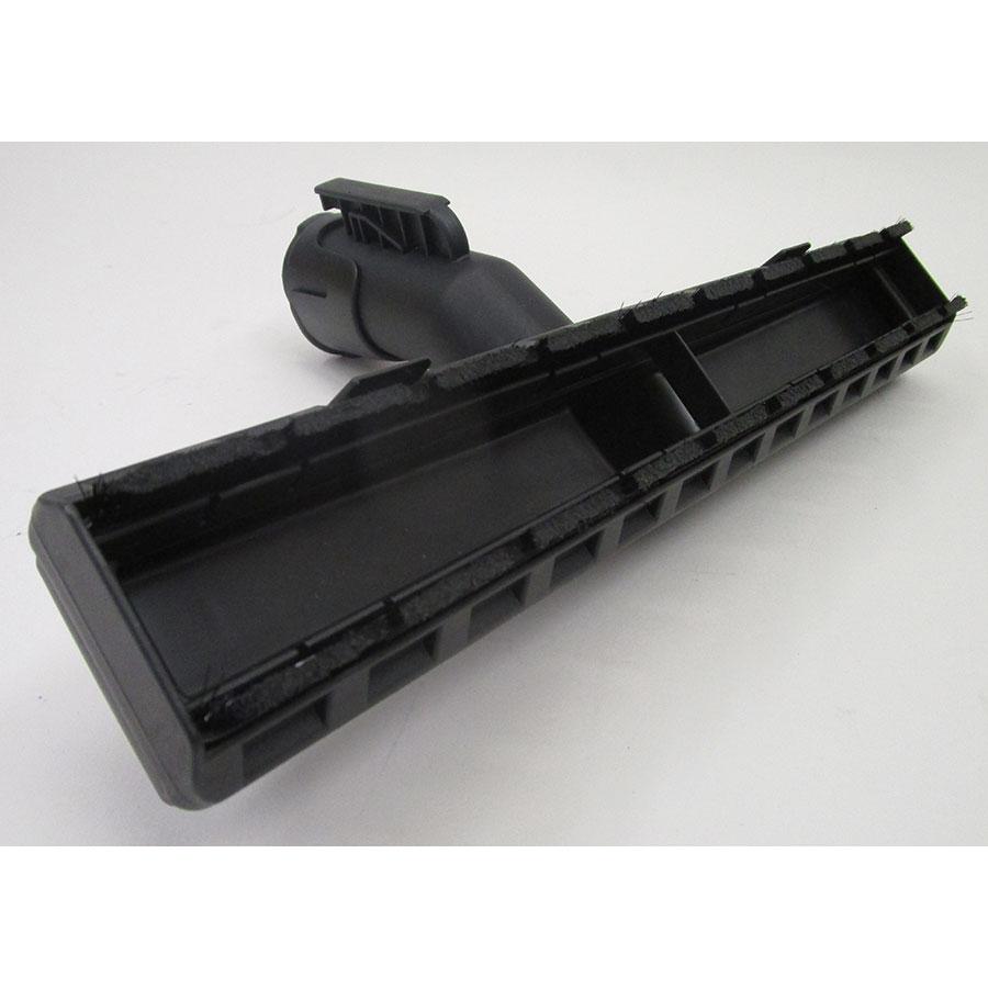 Bosch BGS41SIL66 ProSilence - Brosse parquets et sols durs vue de dessous