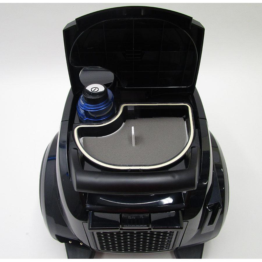 Bosch BGS4USIL71 Runn'n GS-40 - Filtre entrée moteur
