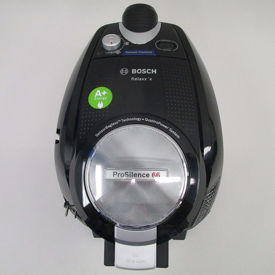 Bosch BGS5KSILS Relaxx'x ProSilence66 - Vue de dessus