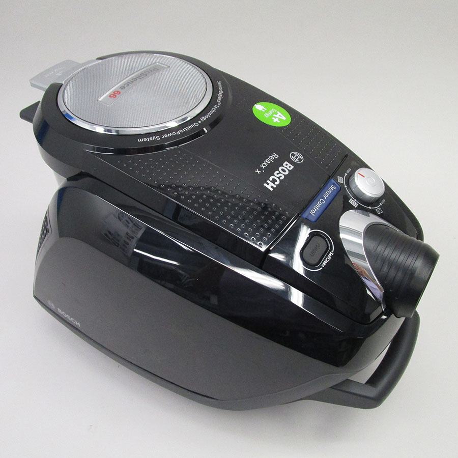 Bosch BGS5KSILS Relaxx'x ProSilence66 - Corps de l'aspirateur sans accessoires