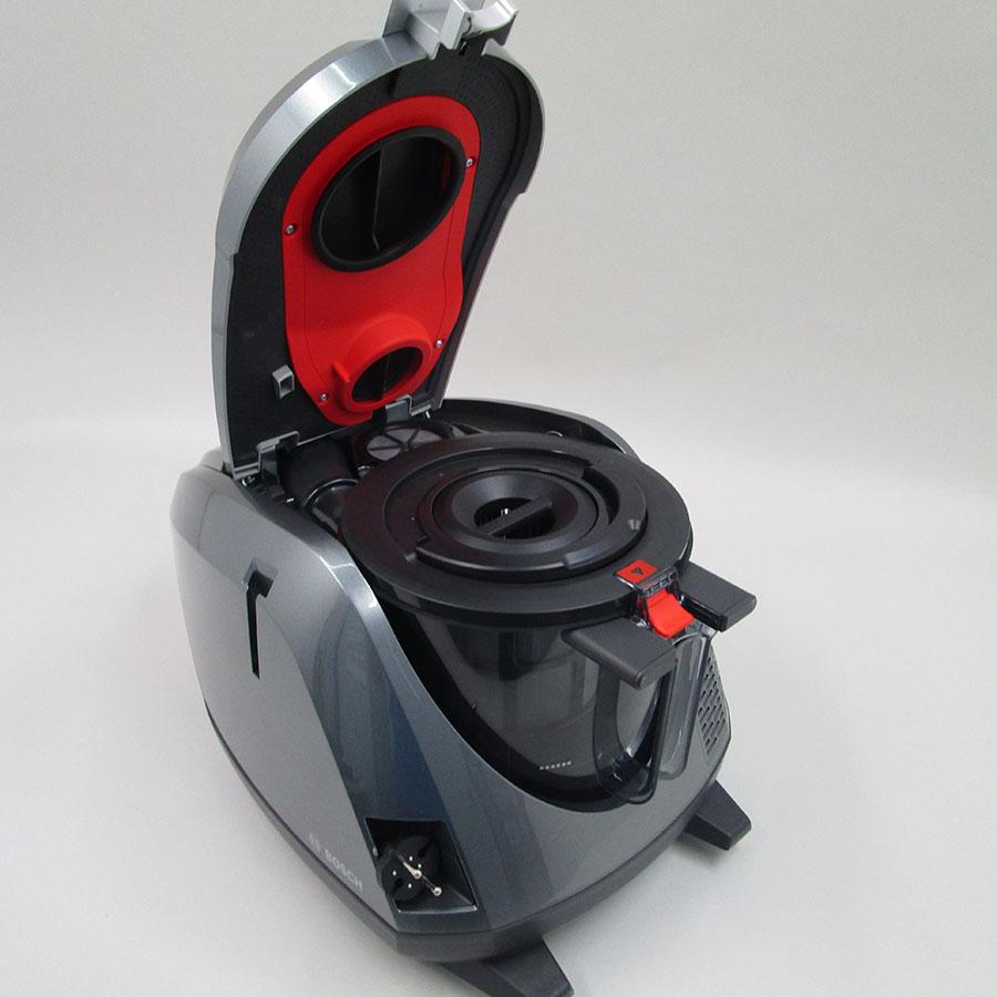 Bosch BGS5PERF GS-50 Relaxx'x - Bac à poussières