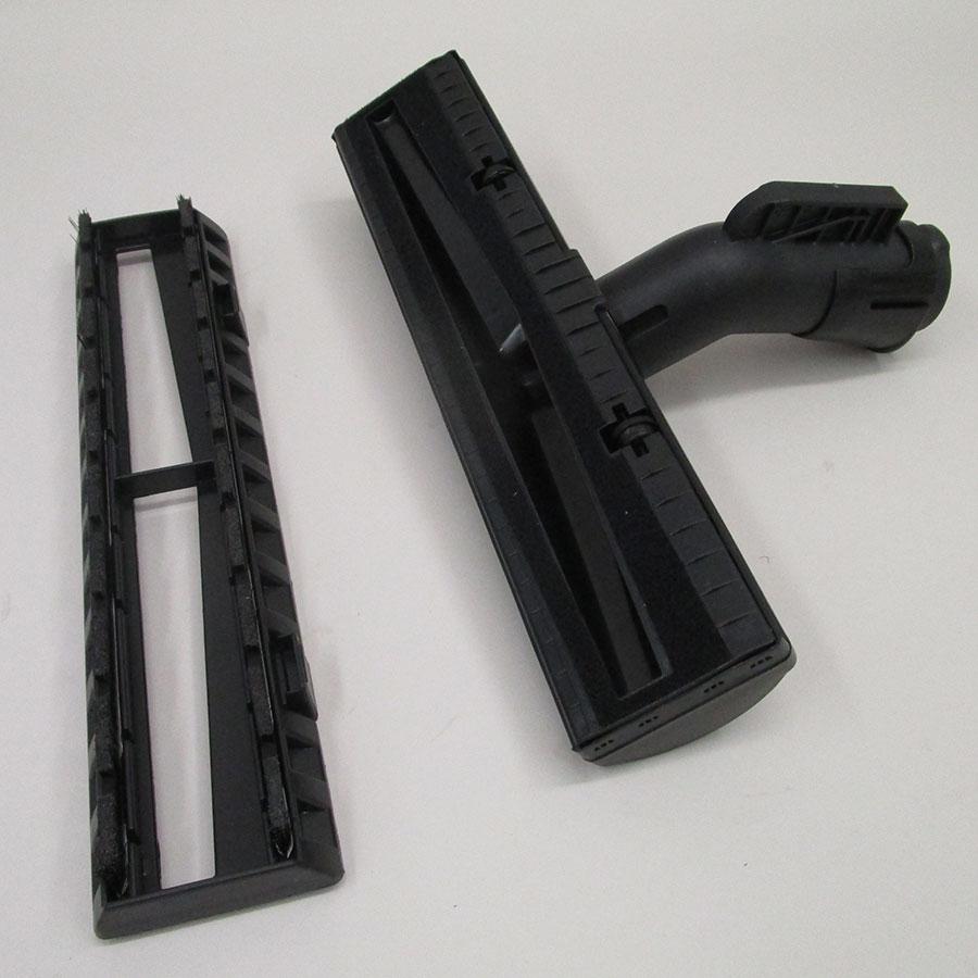 Bosch BGS7MS64 Relaxx'x Ultimate ProSilence64 - Brosse parquets et sols durs en deux parties