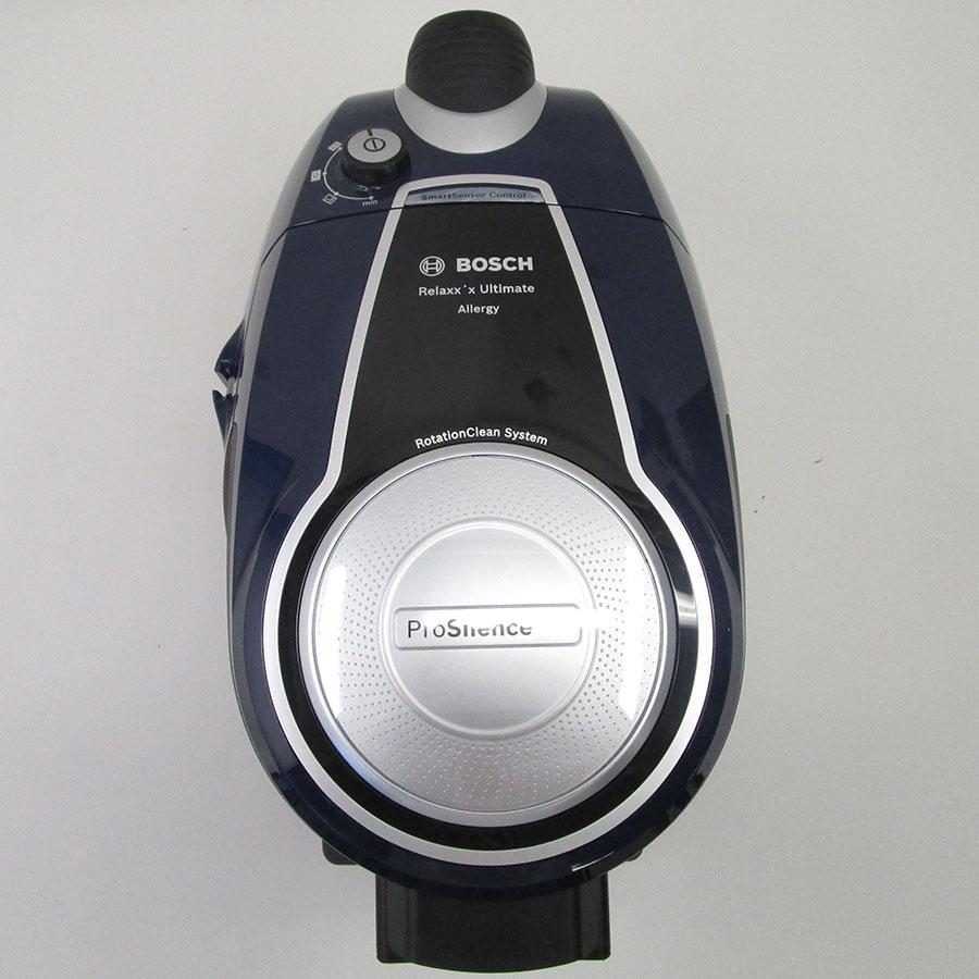 Bosch BGS7RCL Relaxx'x Ultimate - Vue de dessus