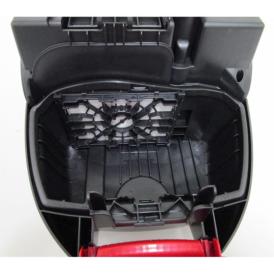 Bosch BSG6C110 logo - Filtre entrée moteur