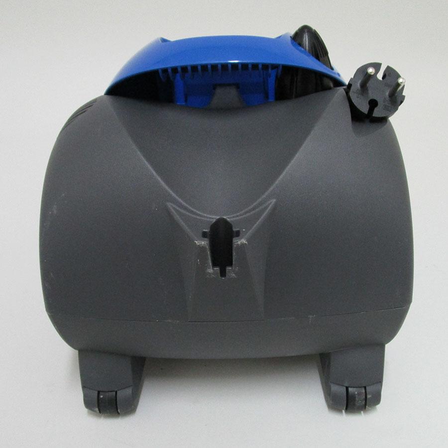 Bosch BSNC100 Arriva - Fixe tube arrière et sortie de câble