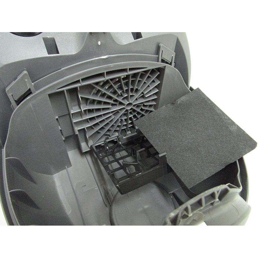 Bosch BSNC100 Arriva - Filtre entrée moteur sorti