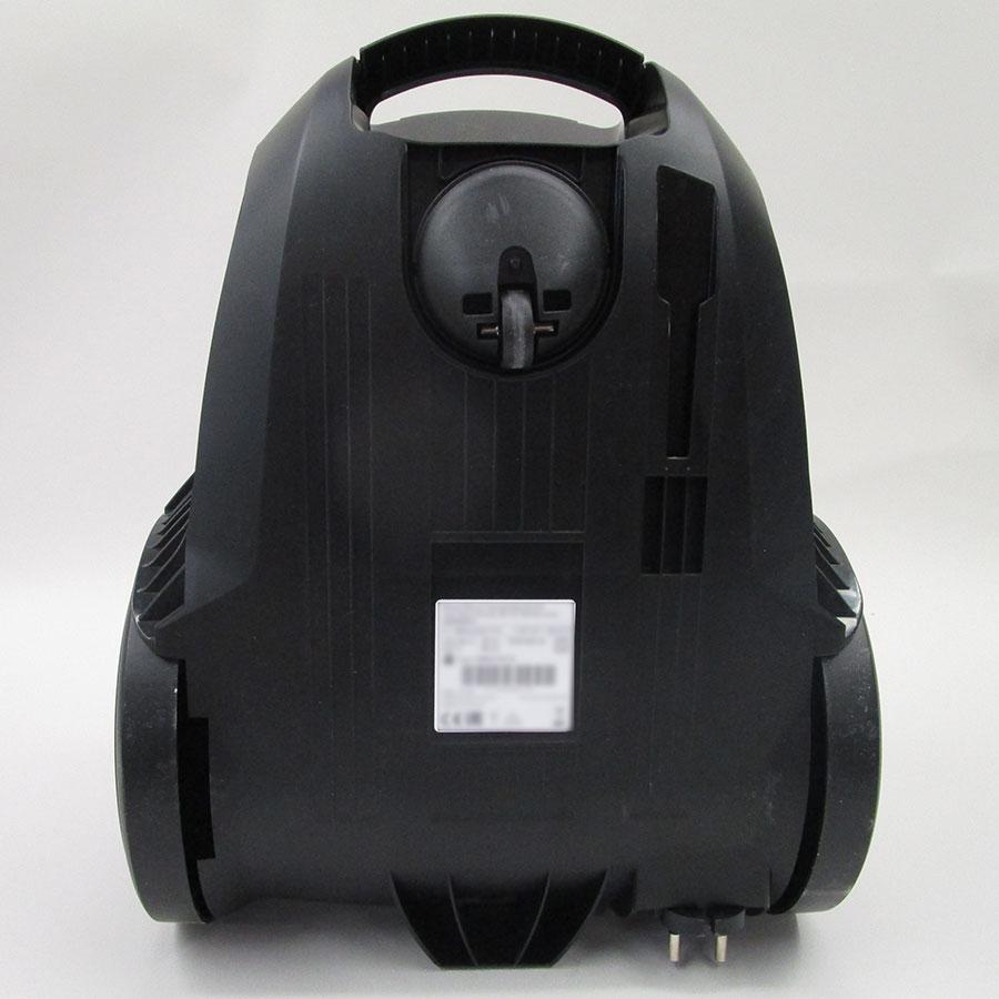 Bosch BZGL2A310 Compaxx'x - Roulette pivotante à 360°
