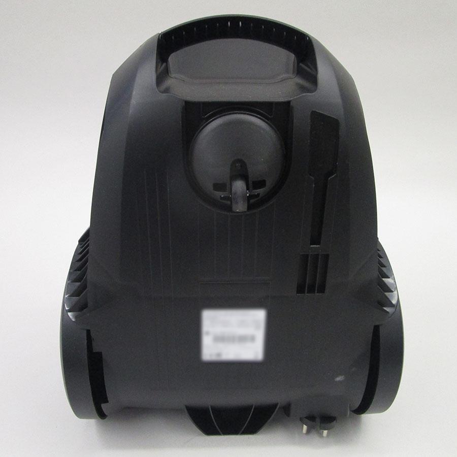 Bosch BZGL2A430 Compaxx'x - Roulette pivotante à 360°