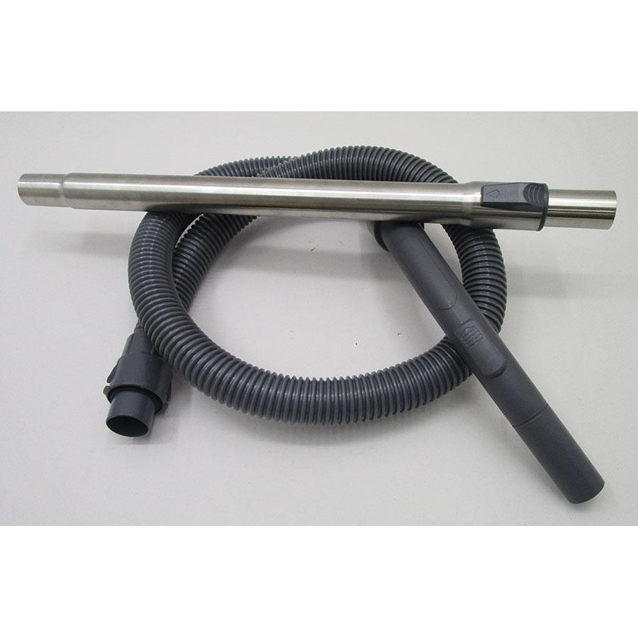 Carrefour Home HVC41BA-16 - Flexible et tube métal télescopique