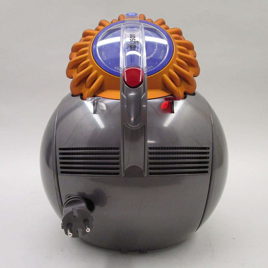 Dyson Big ball Allergy 2 - Fixe tube arrière et sortie de câble