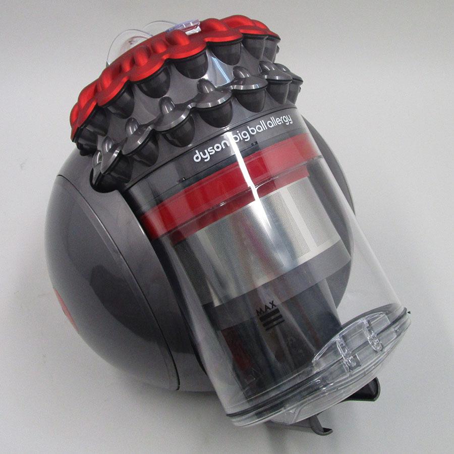 test dyson big ball allergy aspirateur ufc que choisir. Black Bedroom Furniture Sets. Home Design Ideas