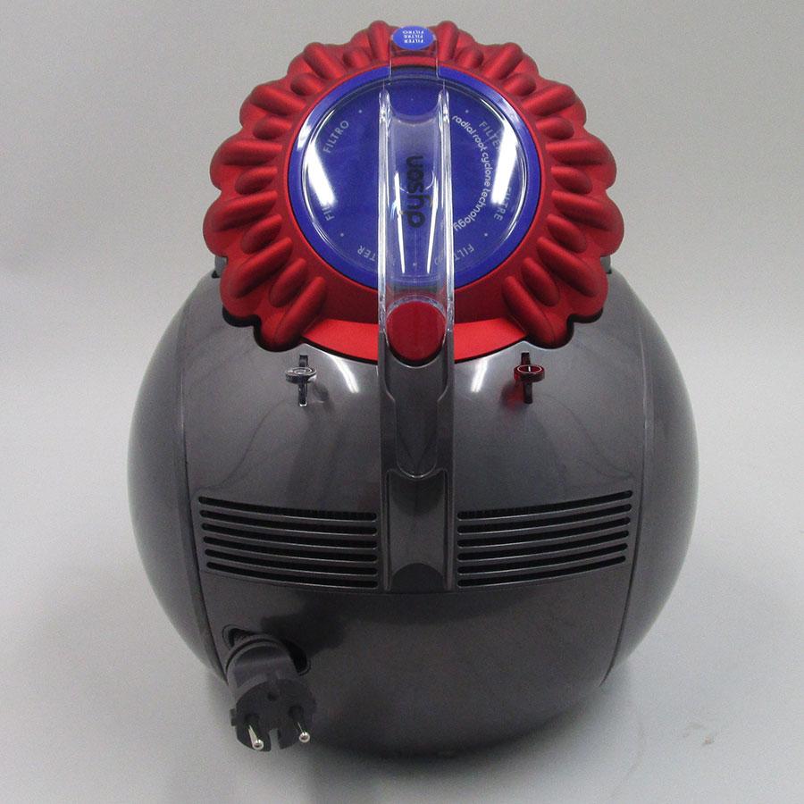 Dyson Big Ball Parquet - Fixe tube arrière et sortie de câble