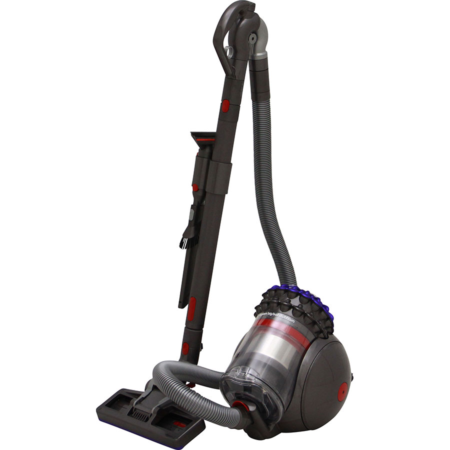 Test dyson big ball stubborn aspirateur ufc que choisir for Aspirateur independant
