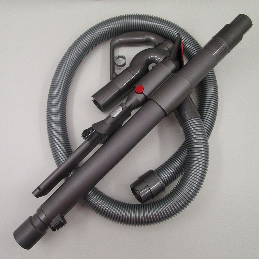 Dyson Cinetic Big Ball Absolute 2 - Flexible et tube métal télescopique