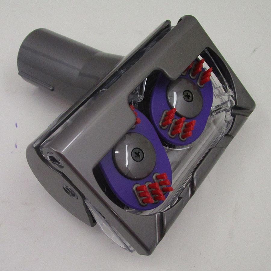 Dyson Cinetic Big Ball Absolute 2 - Mini turbo brosse vue de dessous