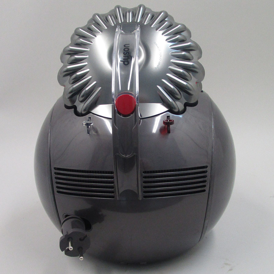 Dyson Cinetic Big Ball Animal Pro - Fixe tube arrière et sortie de câble