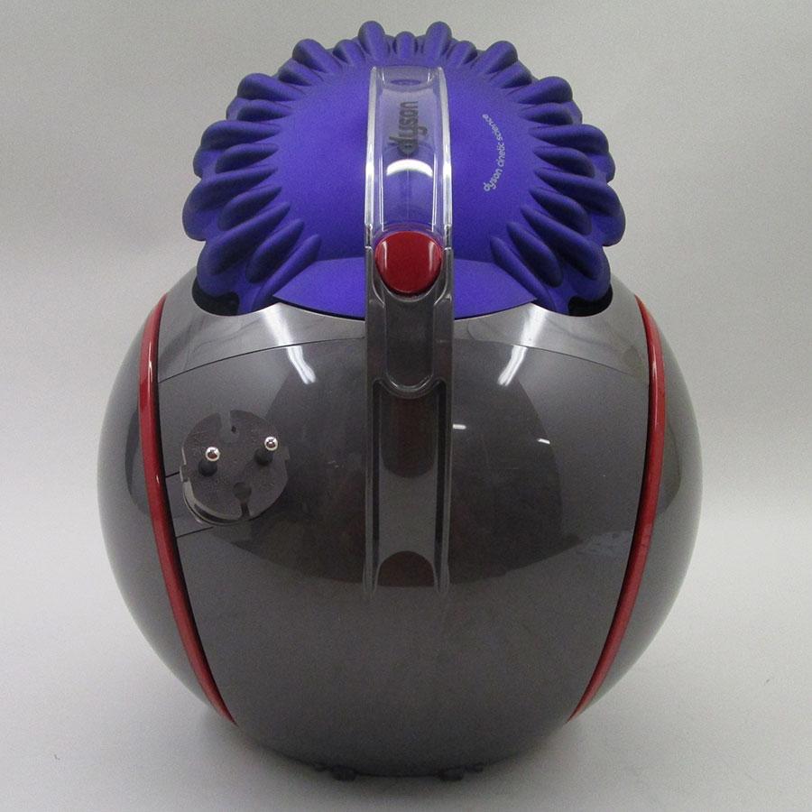 Dyson Cinetic Big Ball Parquet 2+ - Fixe tube arrière et sortie de câble