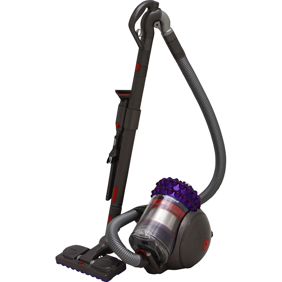 Test dyson cinetic big ball parquet aspirateur ufc que for Aspirateur independant