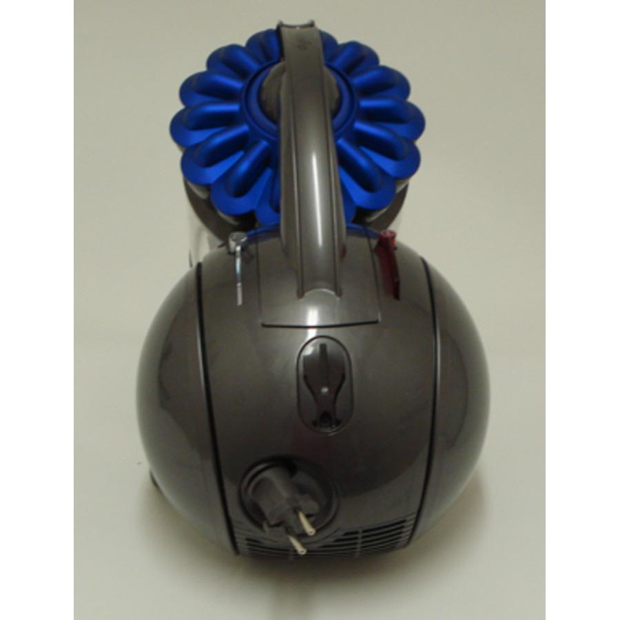 Dyson DC37C Advanced Allergy - Fixe tube arrière et sortie de câble