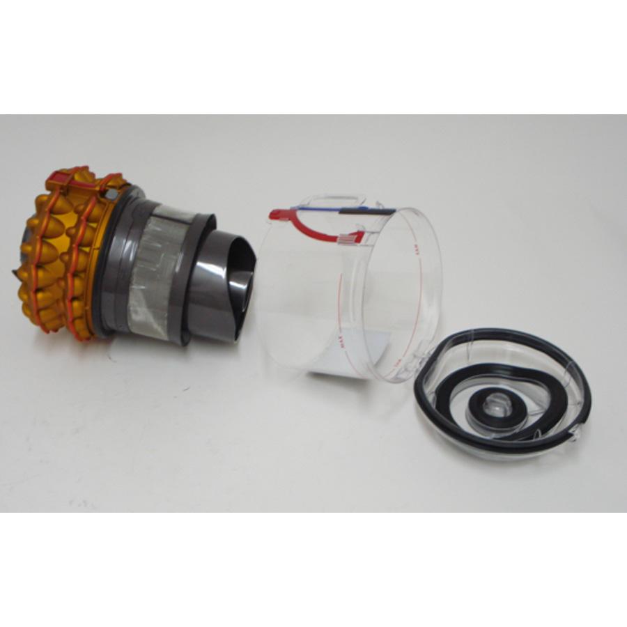 Dyson DC52 Plus Allergy - Réservoir à poussières avec son filtre