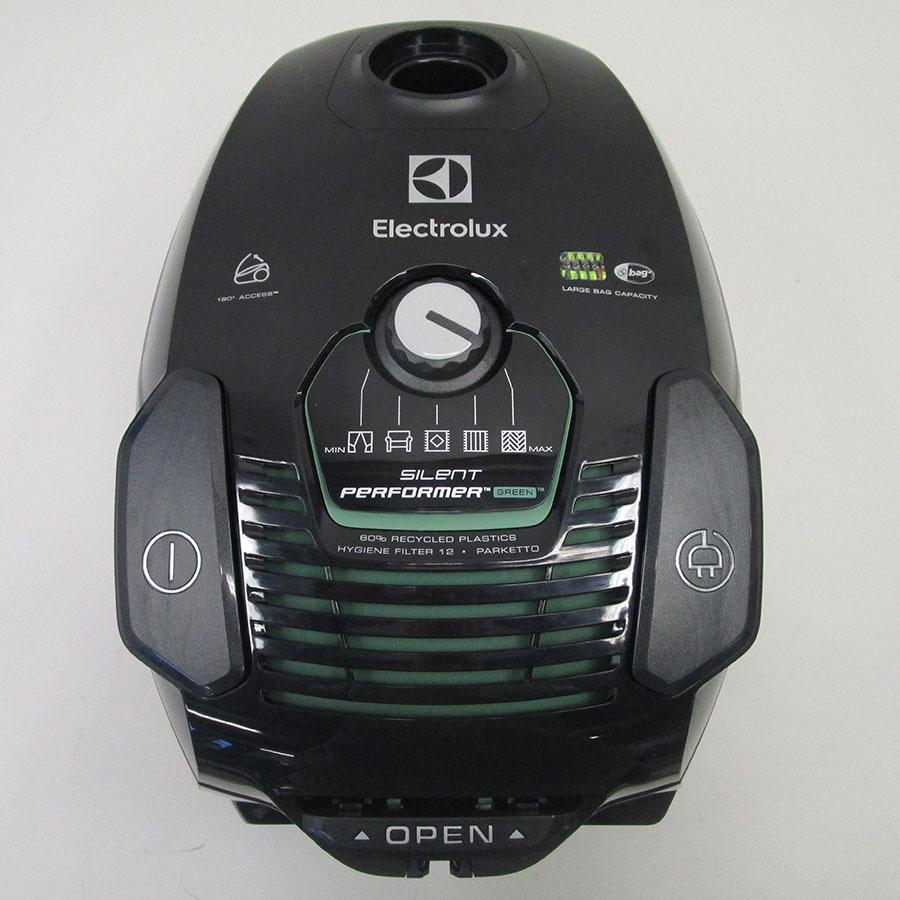 Electrolux ESP74Green Silent Performer - Vue de dessus