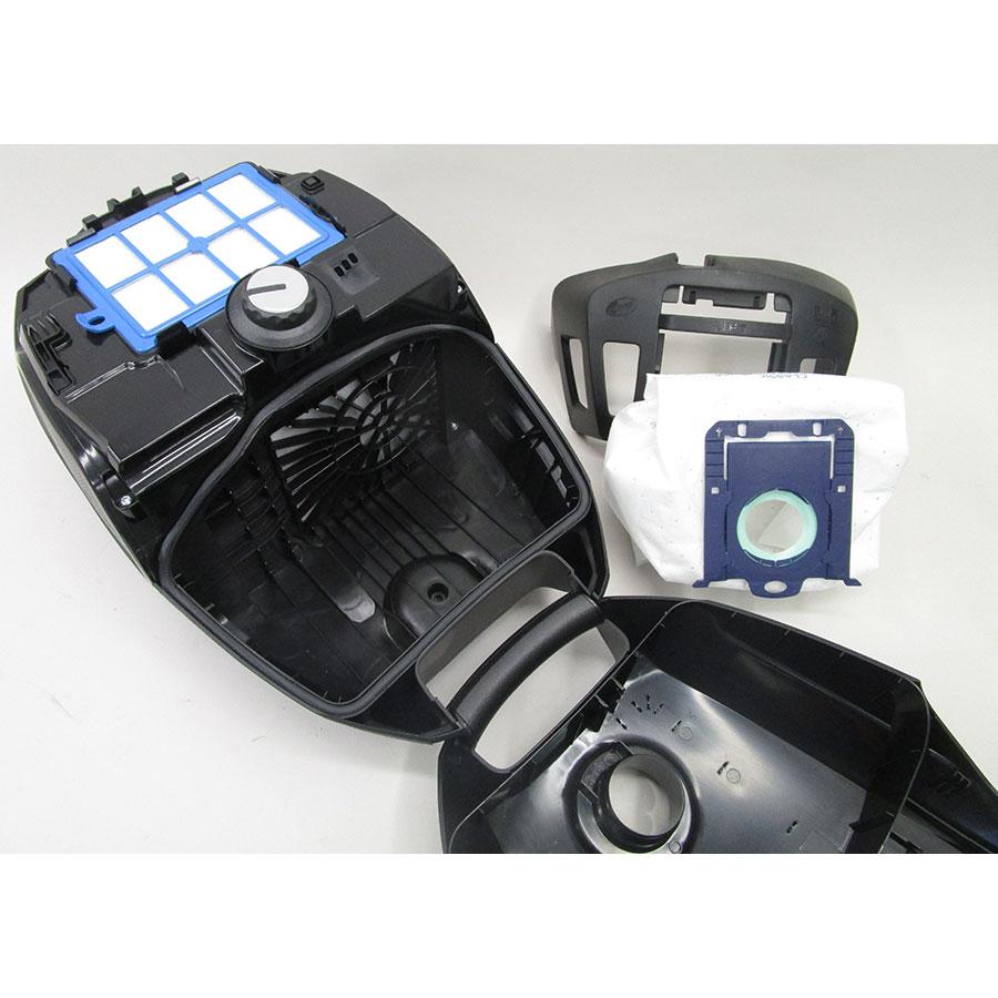 Electrolux ESP74Green Silent Performer - Sac à poussières