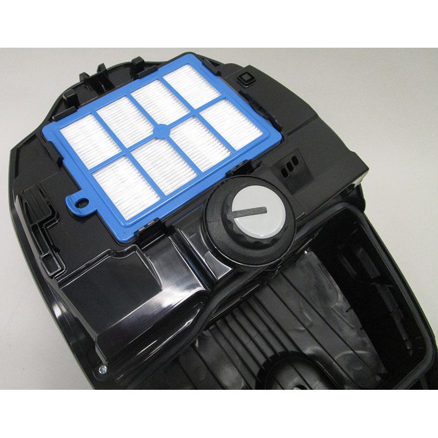 Electrolux ESP74Green Silent Performer - Filtre sortie moteur