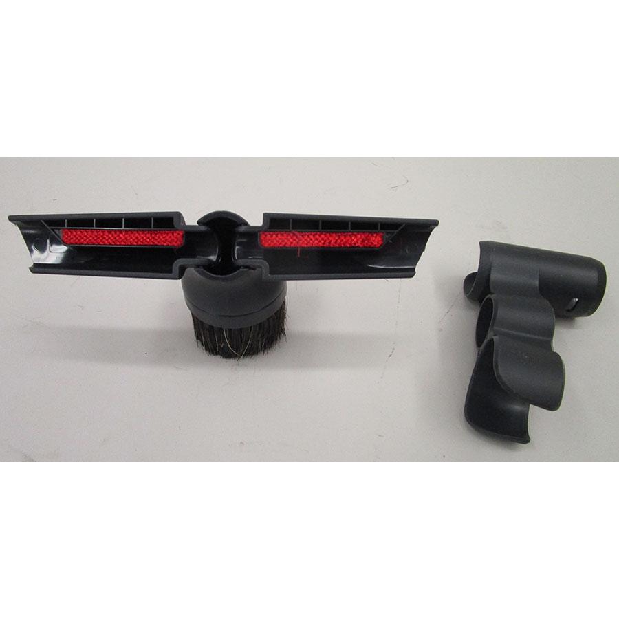 Electrolux ESP74Green Silent Performer - Accessoires livrés avec l'appareil