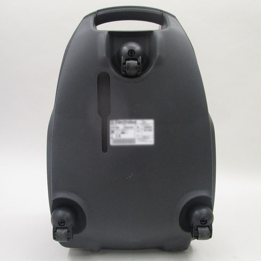 Electrolux ESP754BD Silent Performer - Fixe tube vertical et roulettes