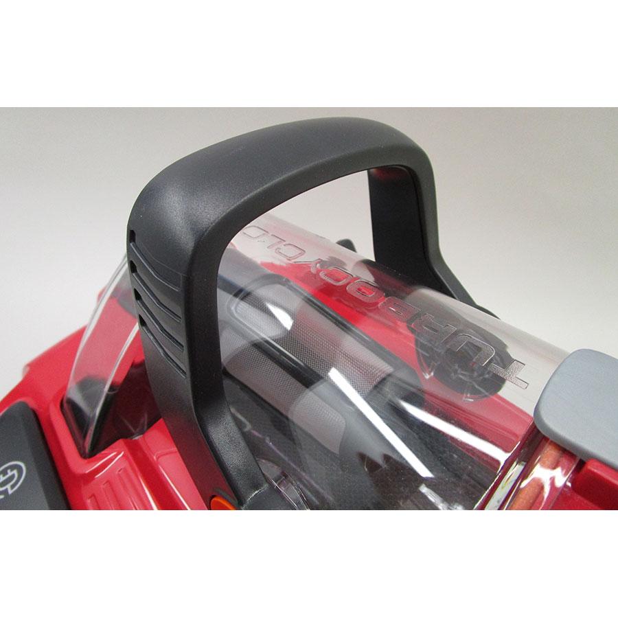 Electrolux ESPC72RR Silent Performer Cyclonic - Poignée de transport