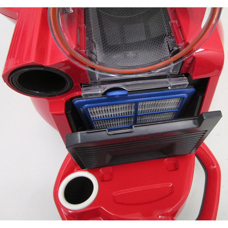 Electrolux ESPC72RR Silent Performer Cyclonic - Filtre sortie moteur