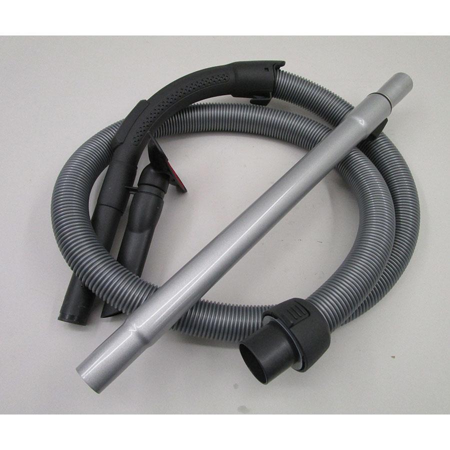 Electrolux ESPC72RR Silent Performer Cyclonic - Flexible et tube métal télescopique