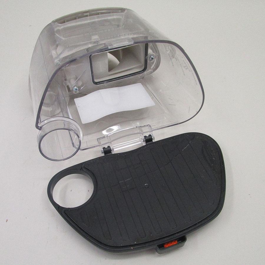 Electrolux ESPC74SW SilentPerformer Cyclonic - Bac à poussières
