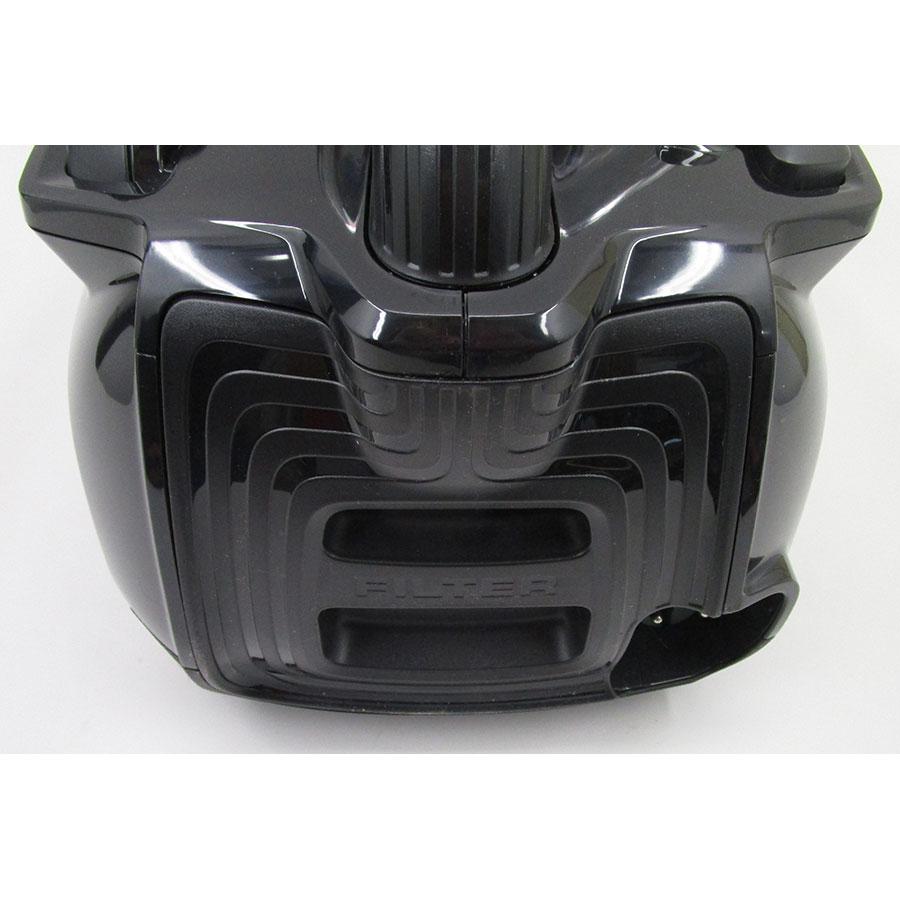 Electrolux ESPC7Green Silent Performer - Sortie de câble
