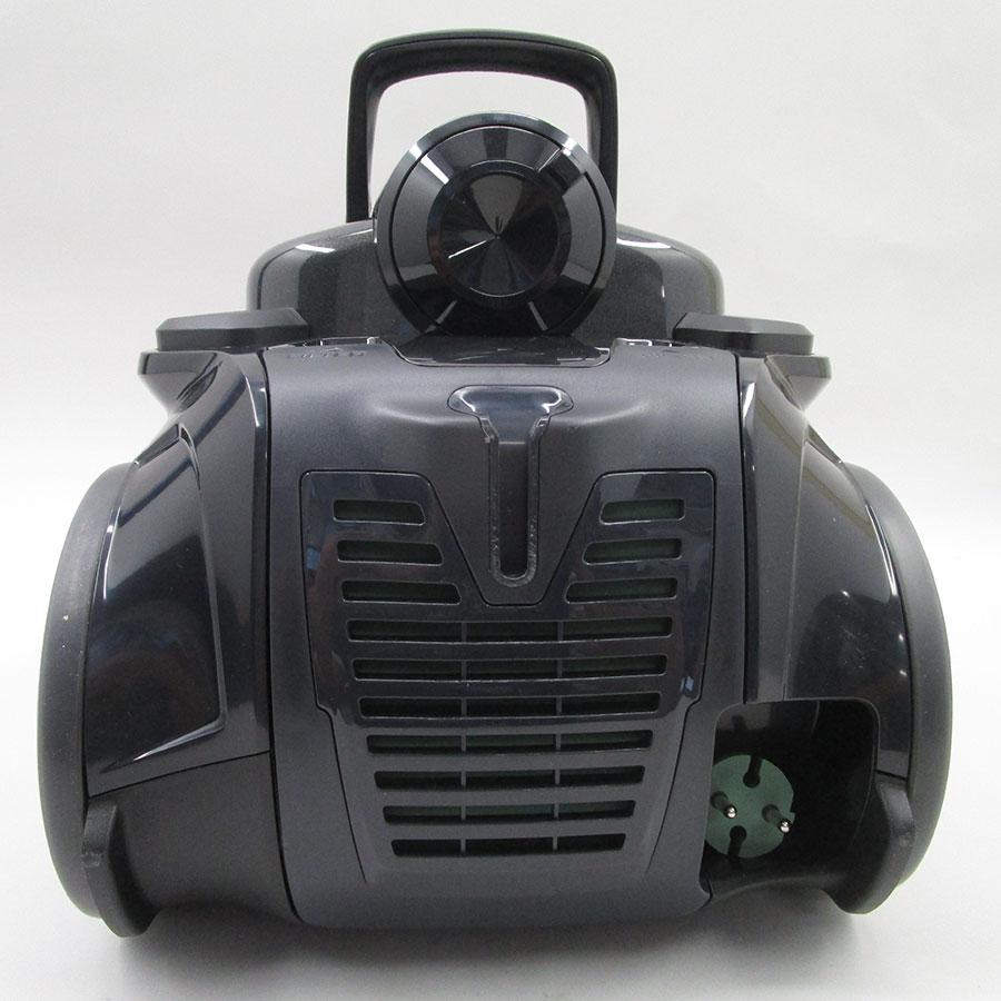 Electrolux EUF8Green UltraFlex green - Fixe tube arrière et sortie de câble
