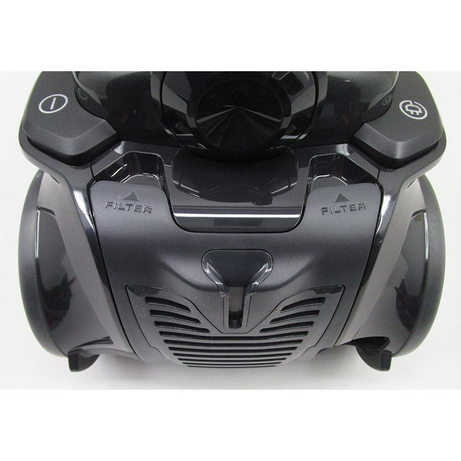 Electrolux EUF8Green UltraFlex green - Fixe tube arrière