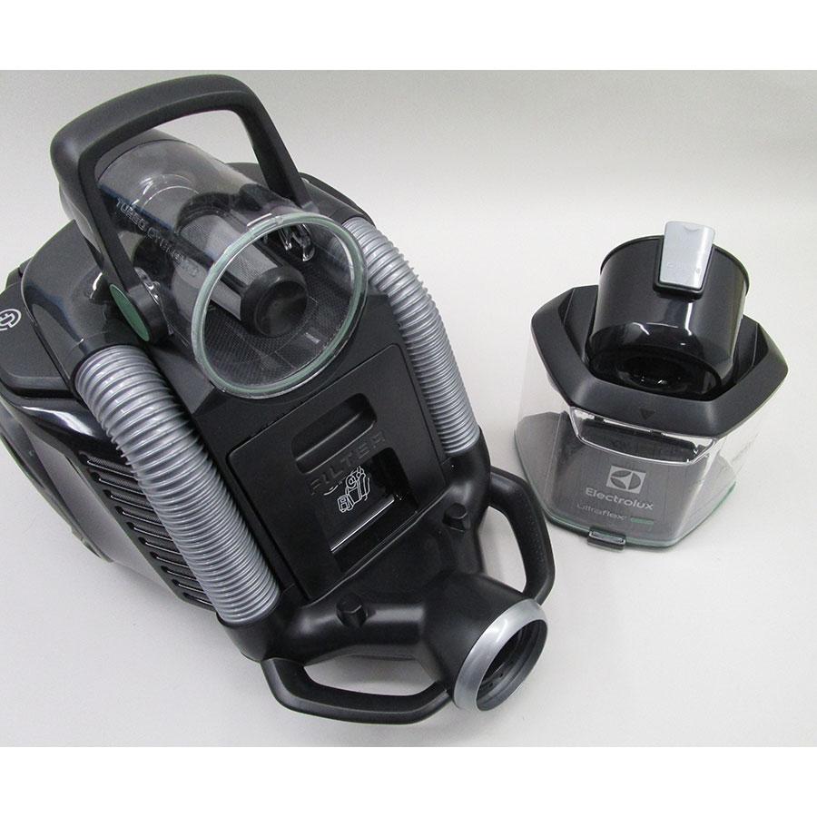 test electrolux euf8green ultraflex green aspirateur ufc que choisir. Black Bedroom Furniture Sets. Home Design Ideas