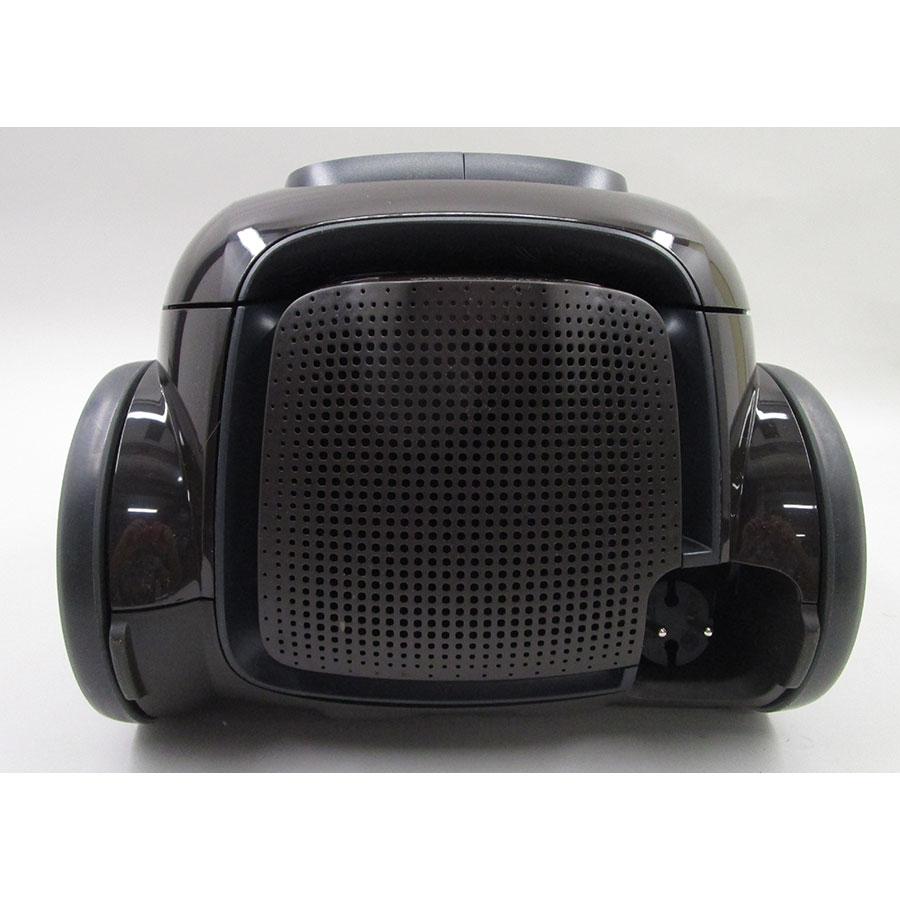 Electrolux EUS85BR UltraSilencer Zen - Sortie de câble