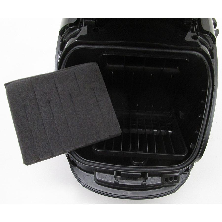 Electrolux EUS8Green UltraSilencer Zen - Filtre entrée moteur sorti