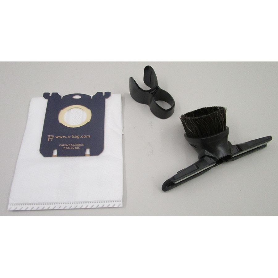Electrolux EUS8Green UltraSilencer Zen - Accessoires livrés avec l'appareil