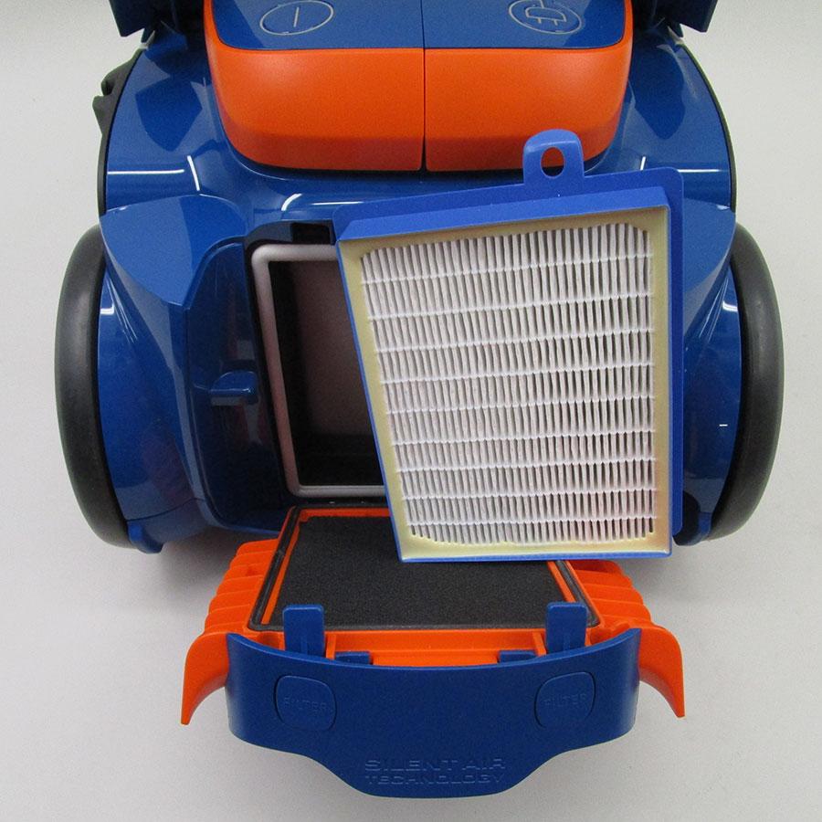 Electrolux EUS8X2CB Ultrasilencer - Filtre sortie moteur sorti