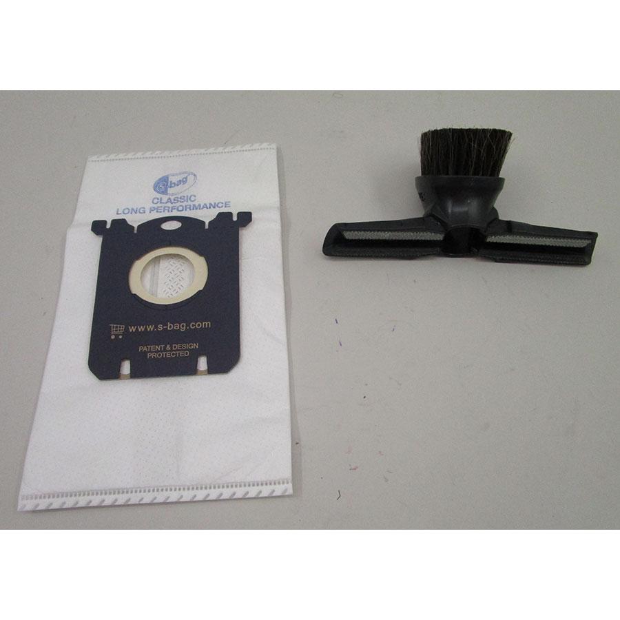 Electrolux EUS8X2CB Ultrasilencer - Accessoires livrés avec l'appareil