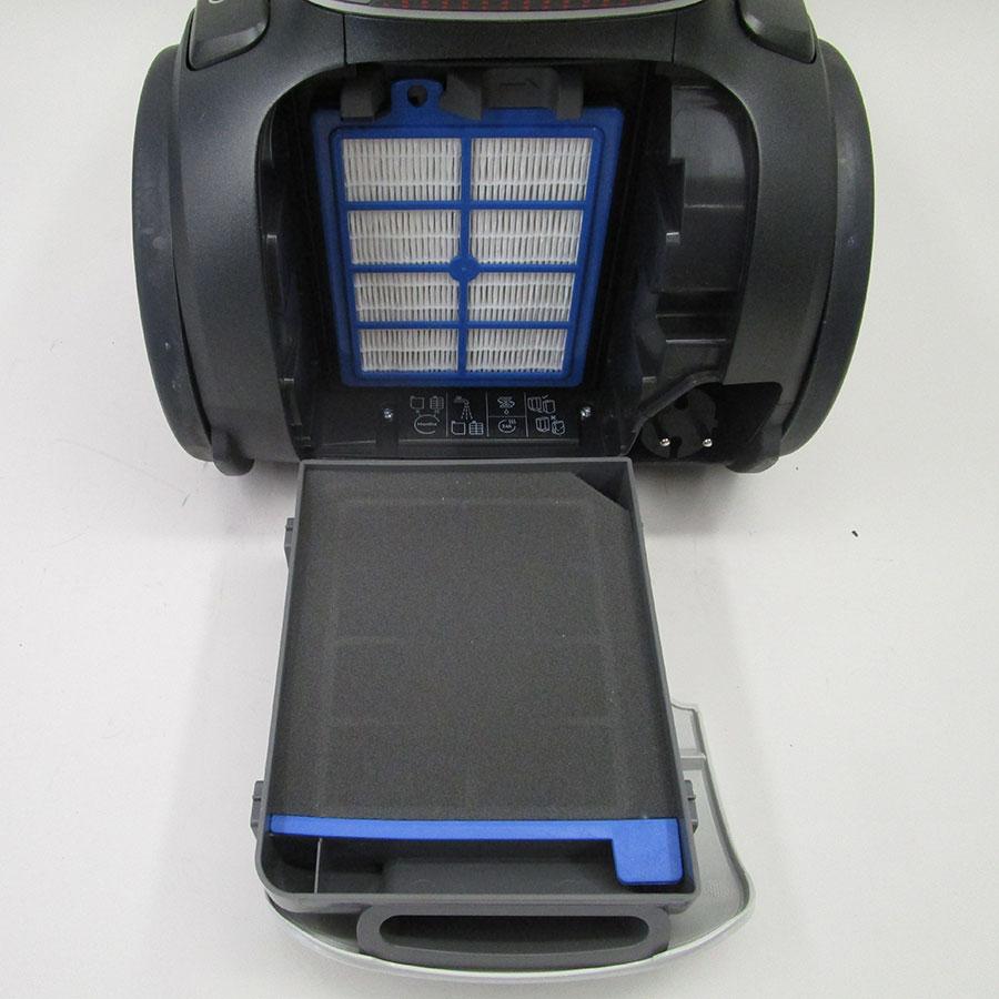Electrolux PC91-4MG Pure C9  - Filtre sortie moteur