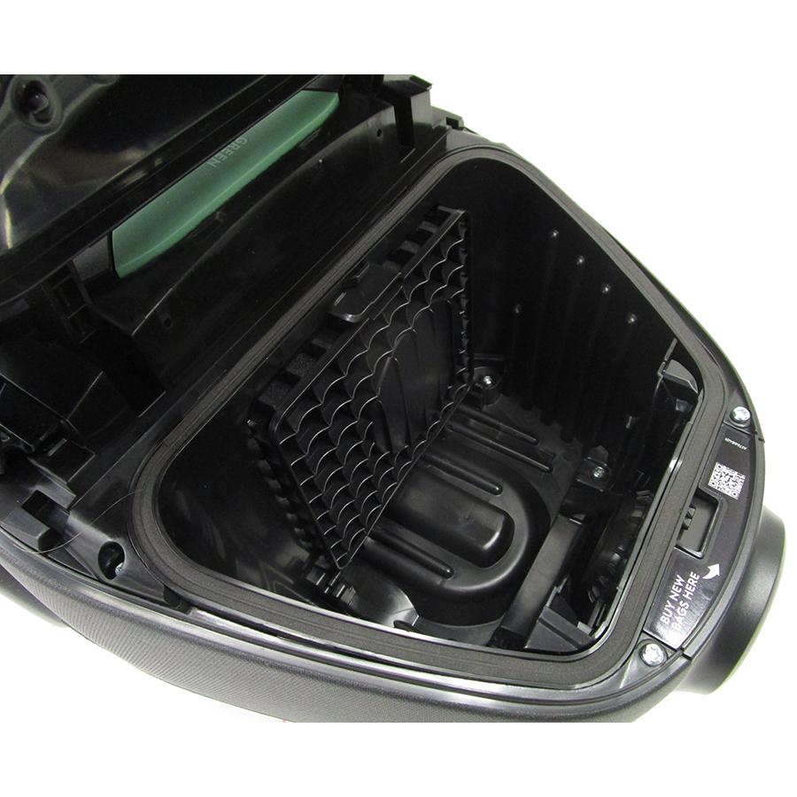 Electrolux PD82-Green Pure D8.2 - Filtre entrée moteur