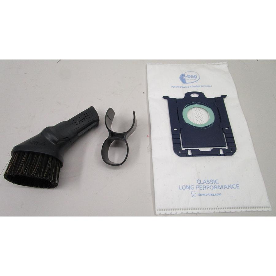 Electrolux PD82-Green Pure D8.2 - Accessoires livrés avec l'appareil