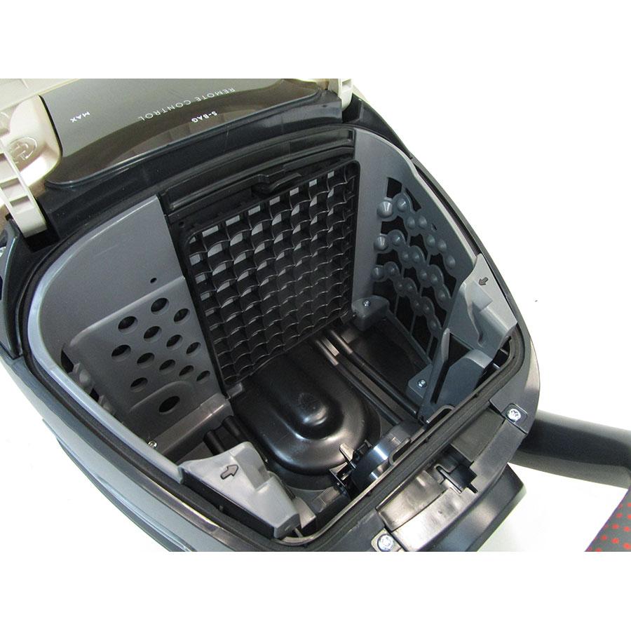 Electrolux PD91-8SSM Pure D9 - Filtre entrée moteur