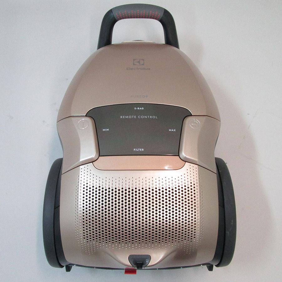 Electrolux PD91-8SSM Pure D9 - Vue de dessus