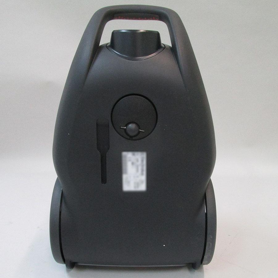 Electrolux PD91-8SSM Pure D9 - Fixe tube vertical et roulettes
