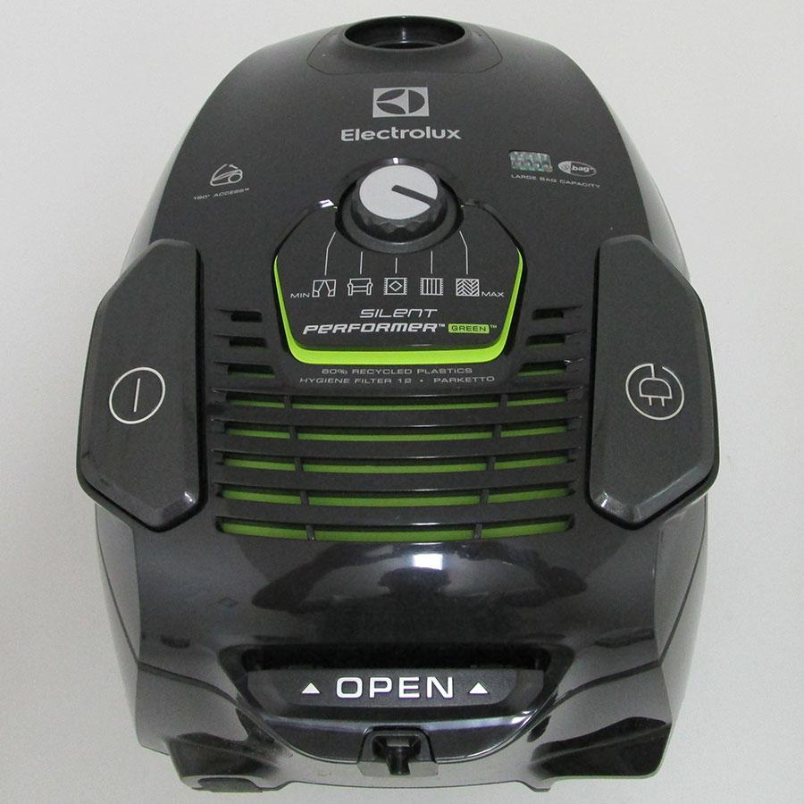 Underbar Test Electrolux ZSPGreen Silent Performer - Aspirateur - UFC-Que KU-63