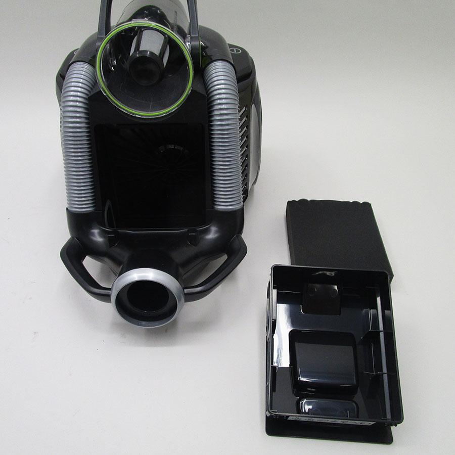 Electrolux Zufgreen ultraflex - Filtre entrée moteur sorti